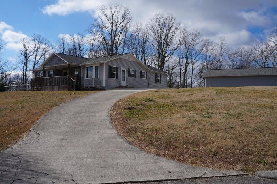 Частный односемейный дом для того Продажа на 481 Meadowview Lane 481 Meadowview Lane Bean Station, Теннесси 37708 Соединенные Штаты