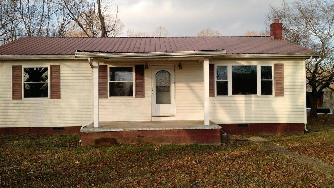 Частный односемейный дом для того Продажа на 245 County Road 276 245 County Road 276 Niota, Теннесси 37826 Соединенные Штаты