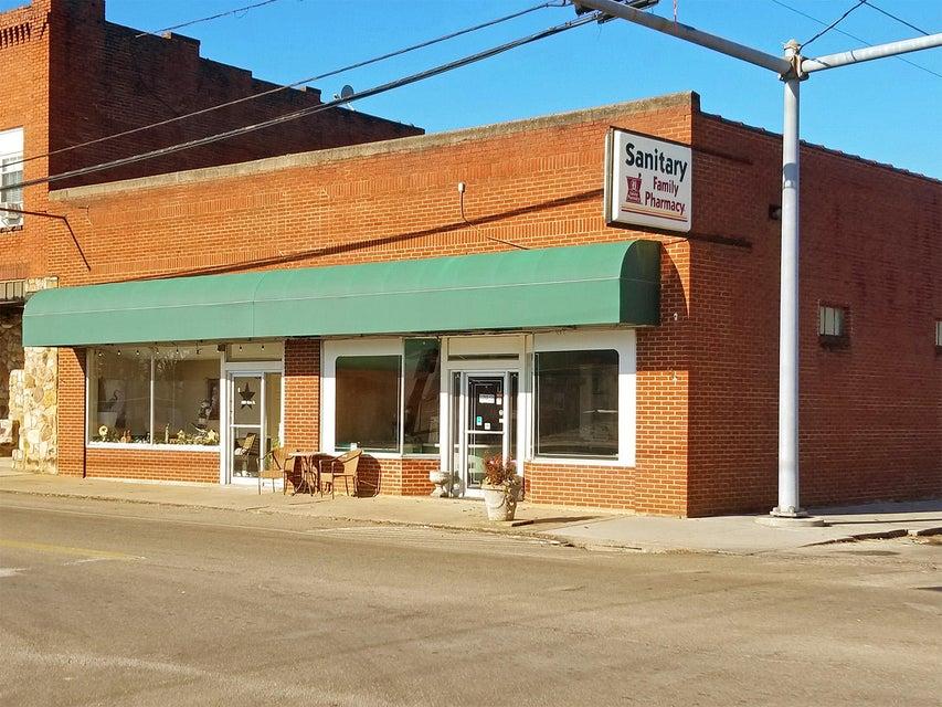 Коммерческий для того Продажа на 1627 Main Street 1627 Main Street White Pine, Теннесси 37890 Соединенные Штаты