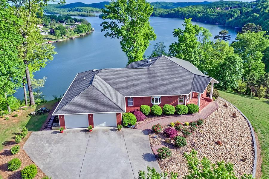 Частный односемейный дом для того Продажа на 118 N Shiloh Way 118 N Shiloh Way Kingston, Теннесси 37763 Соединенные Штаты