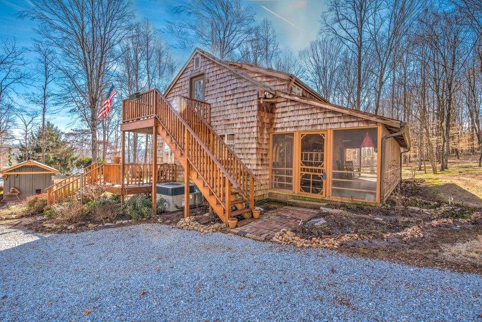 独户住宅 为 销售 在 227 Hogohegee Drive 227 Hogohegee Drive Andersonville, 田纳西州 37705 美国