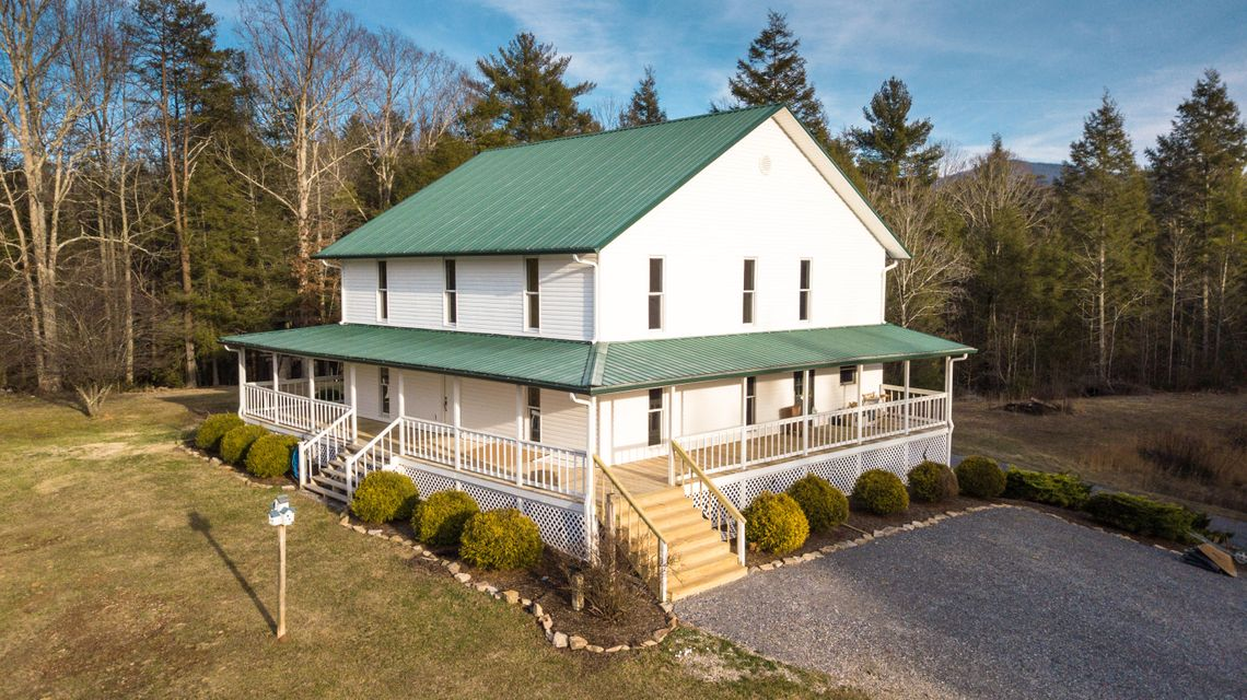 Single Family Home for Sale at 257 Mcjunkin Road 257 Mcjunkin Road Tellico Plains, Tennessee 37385 United States