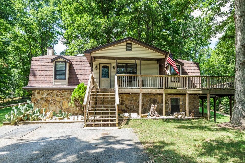 Частный односемейный дом для того Продажа на 101 Old Hollow Road 101 Old Hollow Road Loudon, Теннесси 37774 Соединенные Штаты