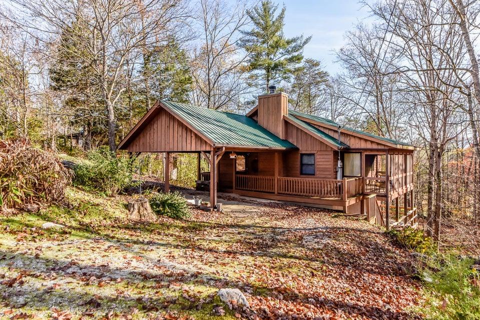 Casa Unifamiliar por un Venta en 114 Fairway Circle 114 Fairway Circle Townsend, Tennessee 37882 Estados Unidos