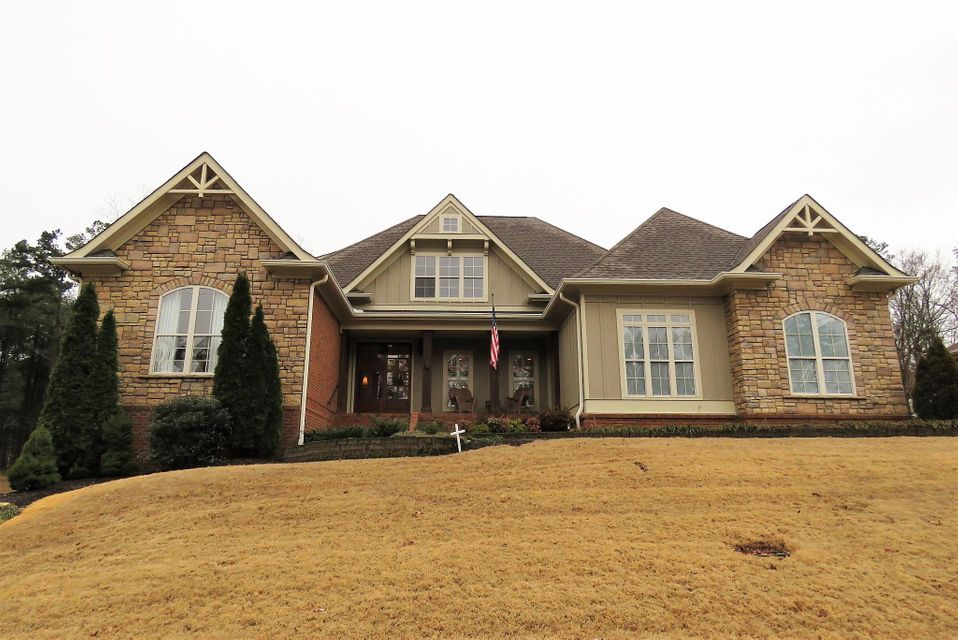 Single Family Home for Sale at 872 NW Golf View Drive 872 NW Golf View Drive Cleveland, Tennessee 37312 United States