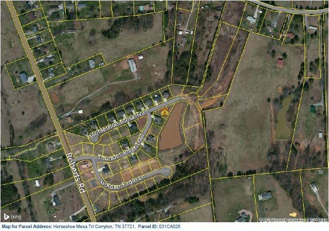 Land for Sale at Lot 26 Horseshoe Mesa Tr Lot 26 Horseshoe Mesa Tr Corryton, Tennessee 37721 United States