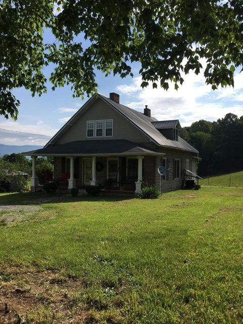 Single Family Home for Sale at 819 Point Of View -Gibson Station Drive 819 Point Of View -Gibson Station Drive Ewing, Virginia 24248 United States