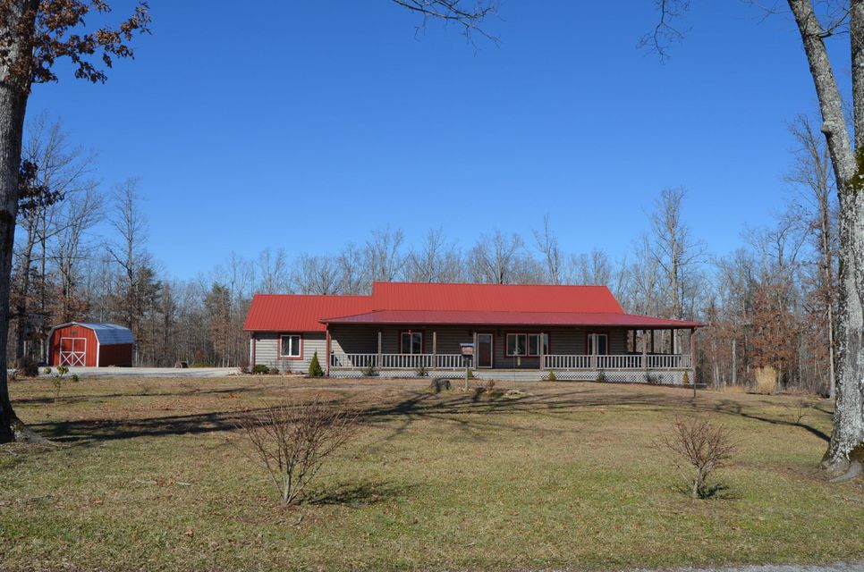 Casa Unifamiliar por un Venta en 785 Little Hurricane Tr 785 Little Hurricane Tr Clarkrange, Tennessee 38553 Estados Unidos