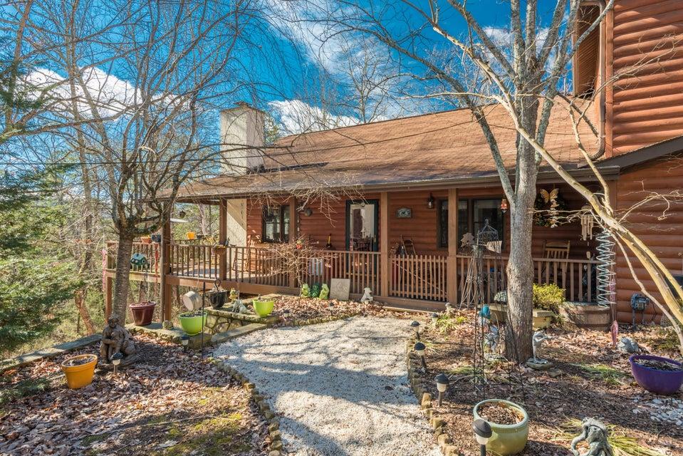 Casa Unifamiliar por un Venta en 1826 Saddle Way 1826 Saddle Way Sevierville, Tennessee 37876 Estados Unidos