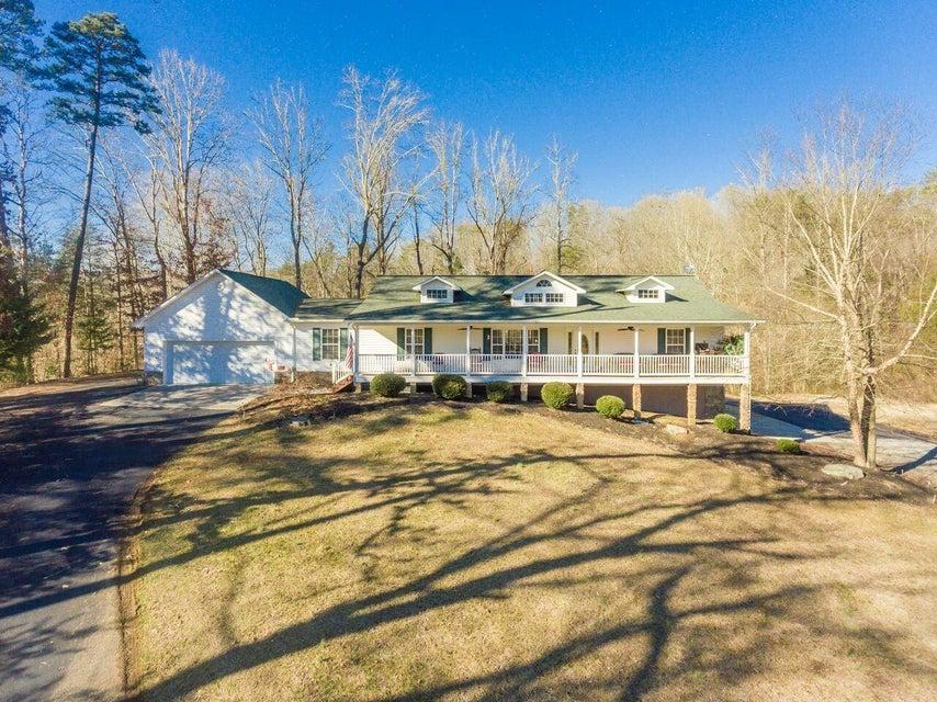 Частный односемейный дом для того Продажа на 2705 Miller Road 2705 Miller Road Powell, Теннесси 37849 Соединенные Штаты