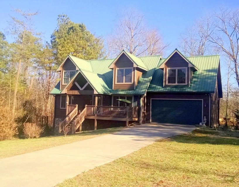 Maison unifamiliale pour l Vente à 196 Mountain View Circle 196 Mountain View Circle Ocoee, Tennessee 37361 États-Unis