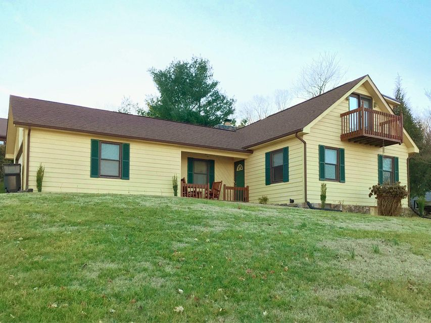 Single Family Home for Sale at 1853 Wilderness Drive 1853 Wilderness Drive Talbott, Tennessee 37877 United States
