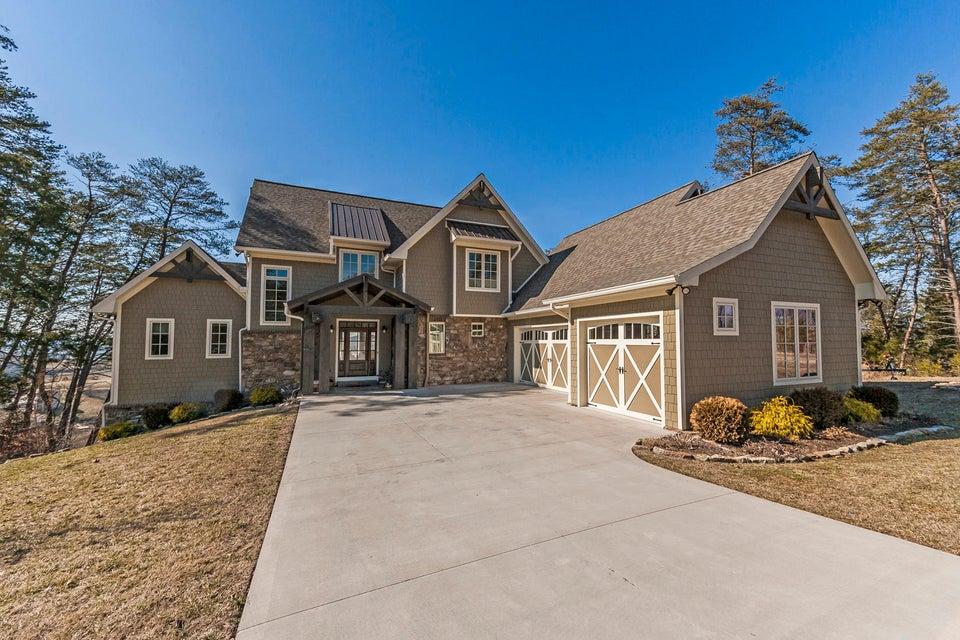Maison unifamiliale pour l Vente à 188 Dove Court 188 Dove Court Sharps Chapel, Tennessee 37866 États-Unis
