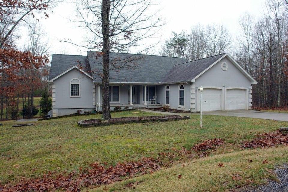Частный односемейный дом для того Продажа на 40 Prestwick Circle 40 Prestwick Circle Crossville, Теннесси 38558 Соединенные Штаты