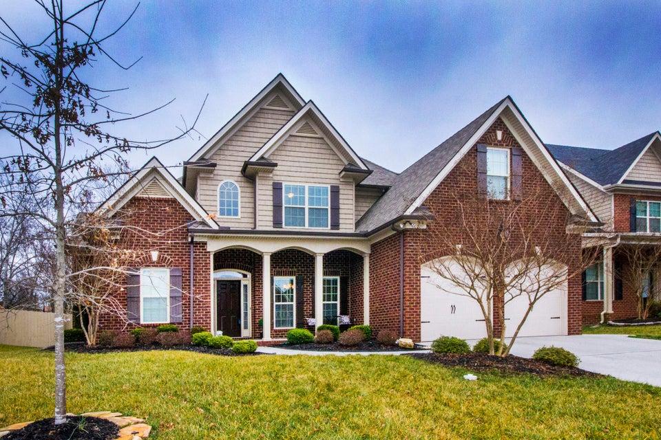 Maison unifamiliale pour l Vente à 1306 Whisper Trace Lane 1306 Whisper Trace Lane Knoxville, Tennessee 37919 États-Unis