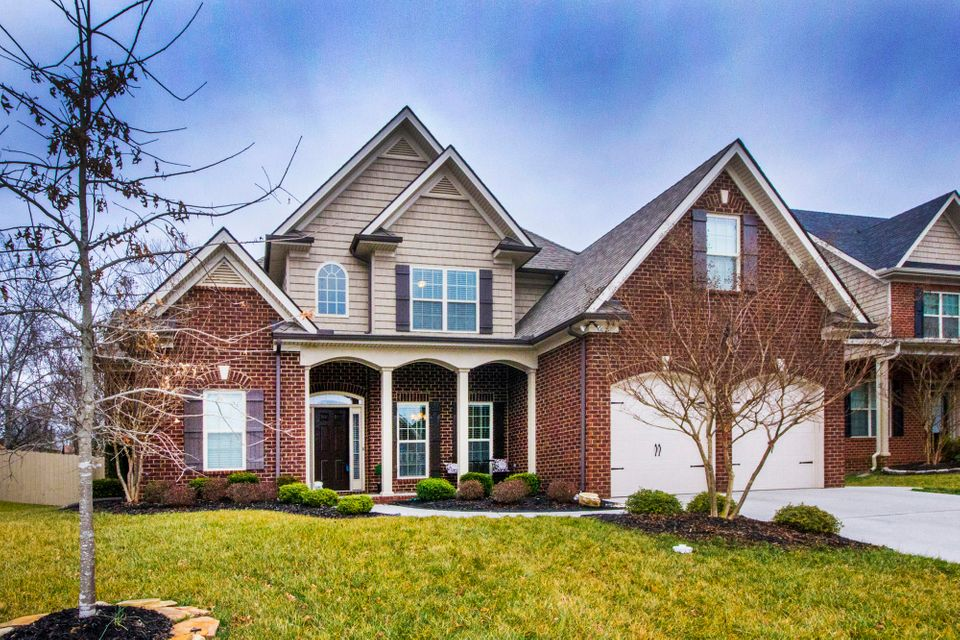 Casa Unifamiliar por un Venta en 1306 Whisper Trace Lane 1306 Whisper Trace Lane Knoxville, Tennessee 37919 Estados Unidos