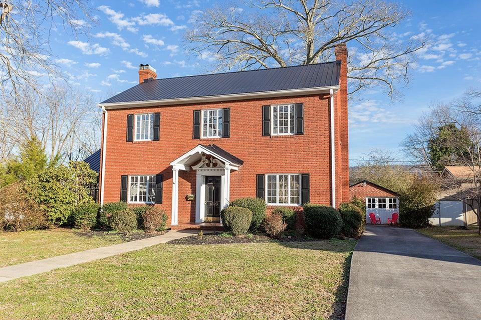 Maison unifamiliale pour l Vente à 1323 Washington Avenue 1323 Washington Avenue Etowah, Tennessee 37331 États-Unis
