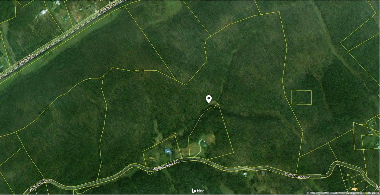 Terrain pour l Vente à Wolfenbarger Road Wolfenbarger Road Luttrell, Tennessee 37779 États-Unis