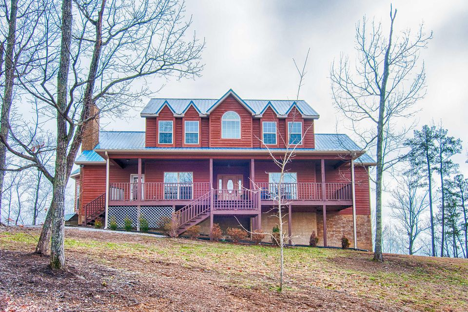 Single Family Home for Sale at 1109 Porterfield Gap Road 1109 Porterfield Gap Road Seymour, Tennessee 37865 United States