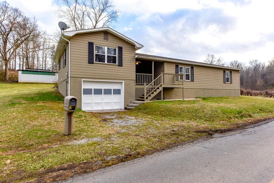 Maison unifamiliale pour l Vente à 1022 Glover Road 1022 Glover Road Rockford, Tennessee 37853 États-Unis