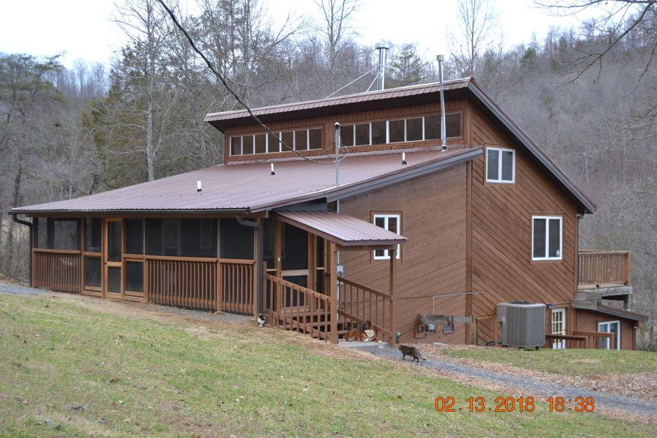 Single Family Home for Sale at 182 Dalson Road Road 182 Dalson Road Road Eidson, Tennessee 37731 United States