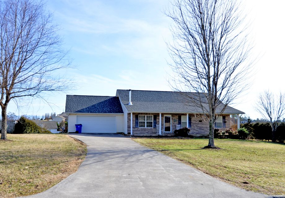 Частный односемейный дом для того Продажа на 2040 Strawberry Drive 2040 Strawberry Drive New Market, Теннесси 37820 Соединенные Штаты