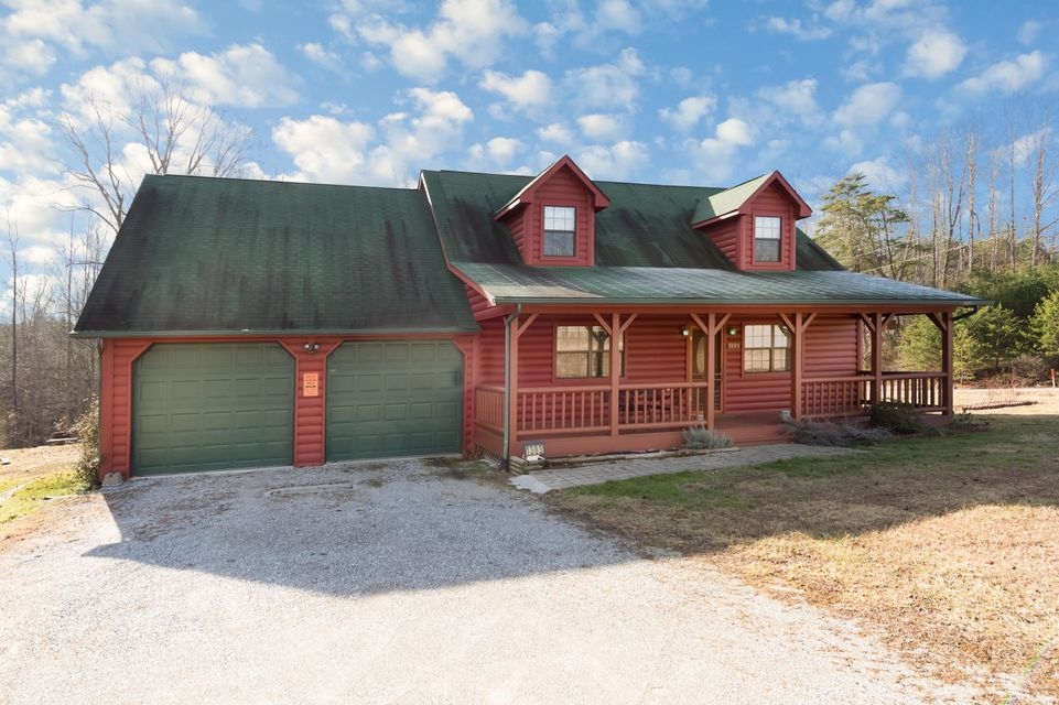 Single Family Home for Sale at 1383 Catoosa Road 1383 Catoosa Road Wartburg, Tennessee 37887 United States