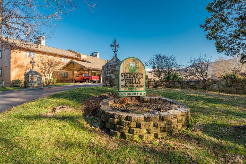 Кондоминиум для того Продажа на 1824 Oriole Road 1824 Oriole Road Gatlinburg, Теннесси 37738 Соединенные Штаты