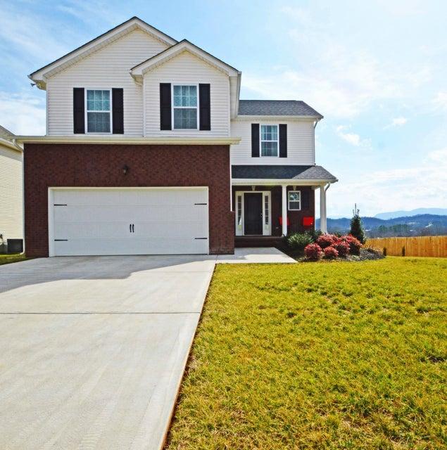 Частный односемейный дом для того Продажа на 2835 Southwinds Circle 2835 Southwinds Circle Sevierville, Теннесси 37876 Соединенные Штаты