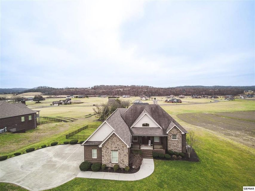 Single Family Home for Sale at 2655 Boston Chase Road 2655 Boston Chase Road Kodak, Tennessee 37764 United States