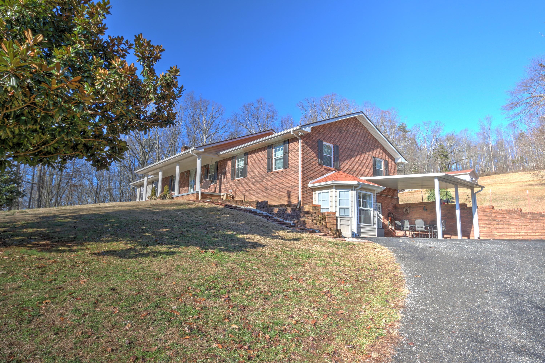 Частный односемейный дом для того Продажа на 331 Hubbs Grove Road 331 Hubbs Grove Road Maynardville, Теннесси 37807 Соединенные Штаты