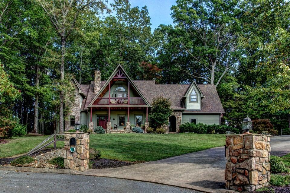 独户住宅 为 销售 在 112 Top Sail Court 112 Top Sail Court Andersonville, 田纳西州 37705 美国