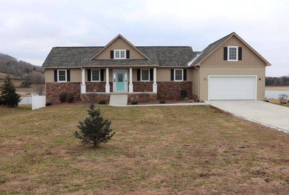 Maison unifamiliale pour l Vente à 293 Reginas Point 293 Reginas Point Sharps Chapel, Tennessee 37866 États-Unis
