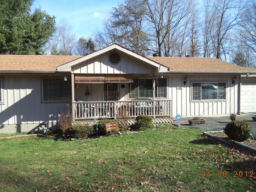 Casa Unifamiliar por un Venta en 266 Coffee Drive 266 Coffee Drive Helenwood, Tennessee 37755 Estados Unidos