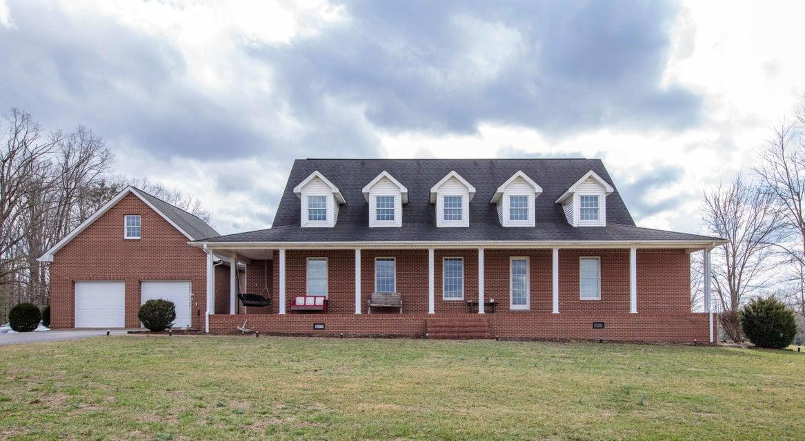 Частный односемейный дом для того Продажа на 3264 Stockton Road 3264 Stockton Road Jamestown, Теннесси 38556 Соединенные Штаты