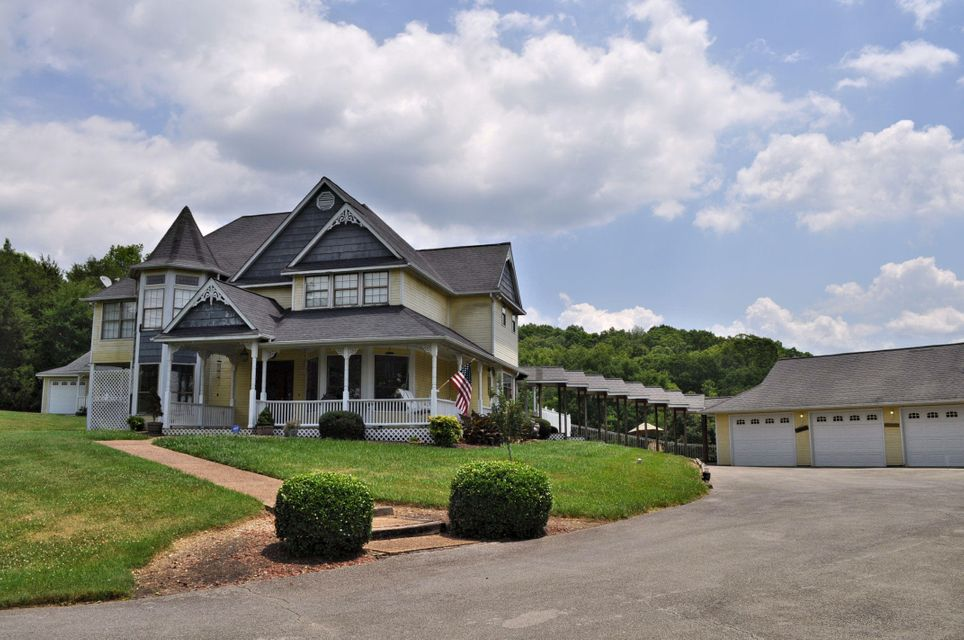 Single Family Home for Sale at 455 White Oak Drive 455 White Oak Drive Seymour, Tennessee 37865 United States