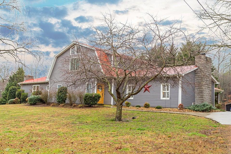 Частный односемейный дом для того Продажа на 415 County Road 527 415 County Road 527 Etowah, Теннесси 37331 Соединенные Штаты