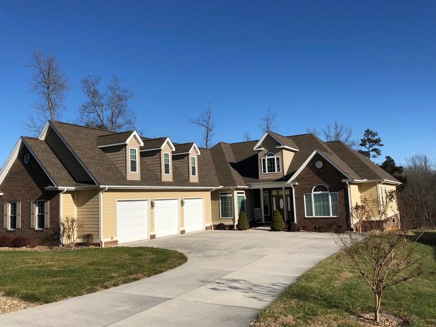 Casa Unifamiliar por un Venta en 294 Paradise Lane 294 Paradise Lane Jacksboro, Tennessee 37757 Estados Unidos