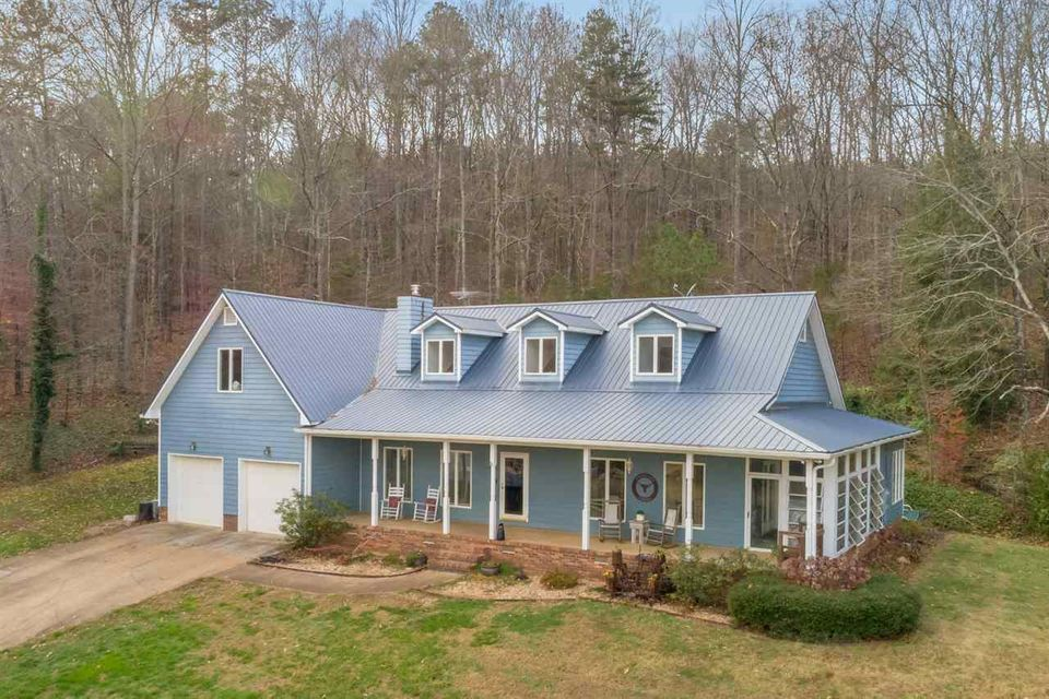 Single Family Home for Sale at 1393 Van Davis Road Road 1393 Van Davis Road Road Charleston, Tennessee 37310 United States