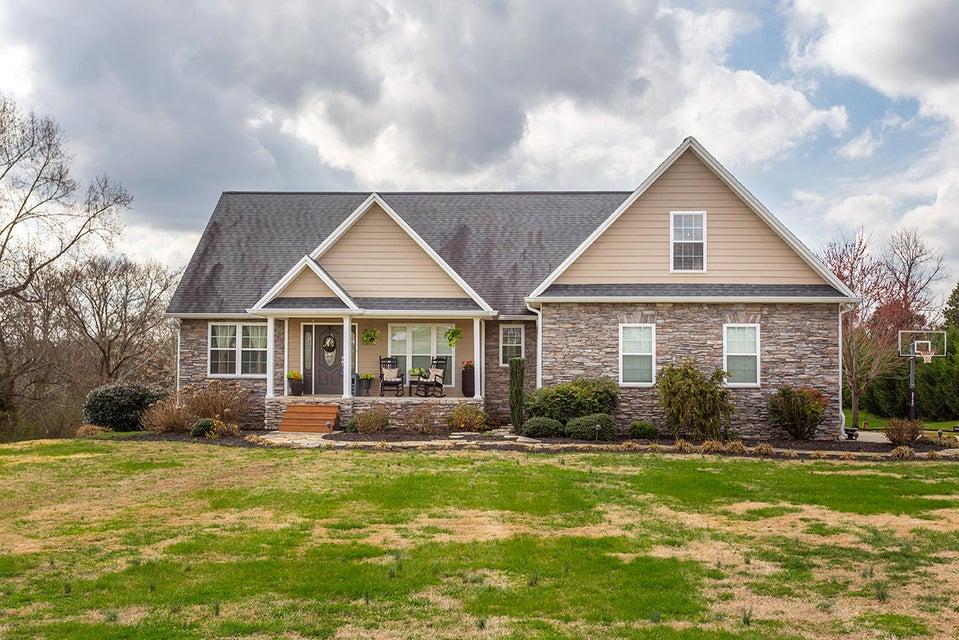 Maison unifamiliale pour l Vente à 135 County Rd 318 135 County Rd 318 Niota, Tennessee 37826 États-Unis