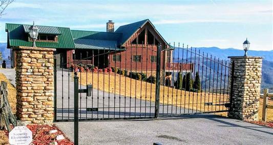 Частный односемейный дом для того Продажа на 3065 Smoky Bluff Tr 3065 Smoky Bluff Tr Sevierville, Теннесси 37862 Соединенные Штаты