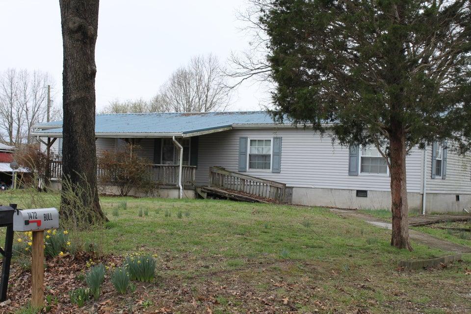 Maison unifamiliale pour l Vente à 1472 Hodgetown Road 1472 Hodgetown Road Rutledge, Tennessee 37861 États-Unis