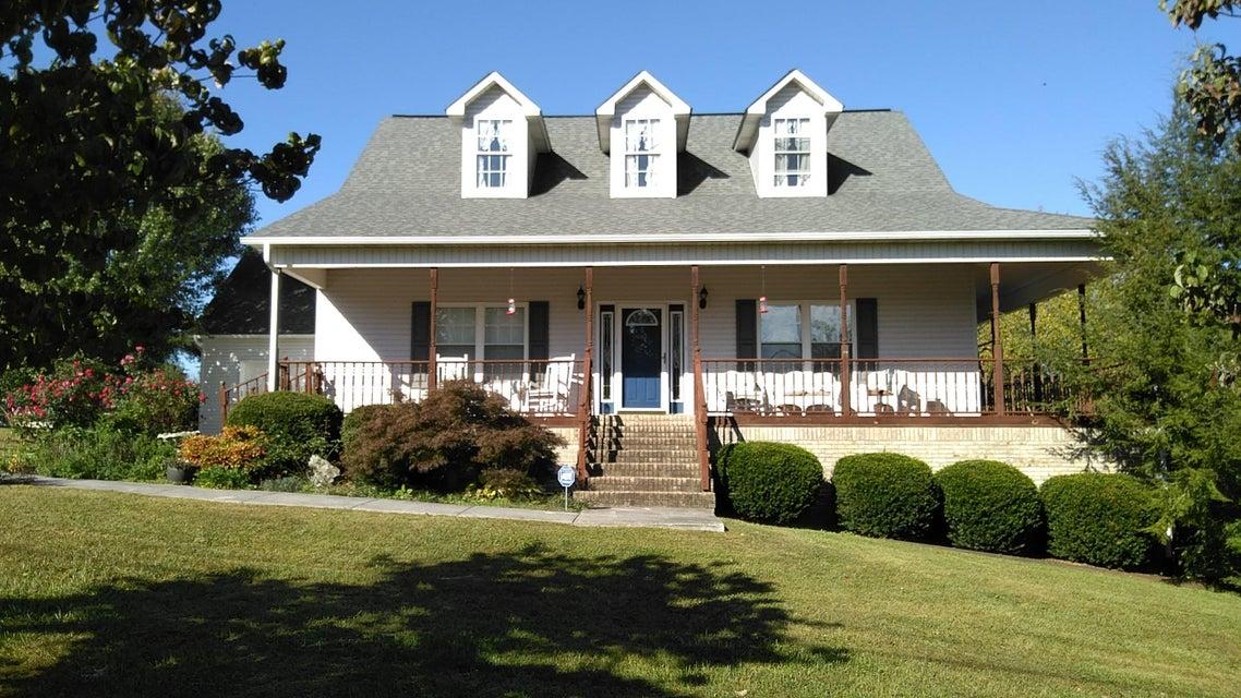 Частный односемейный дом для того Продажа на 212 Courtney Circle 212 Courtney Circle Cumberland Gap, Теннесси 37724 Соединенные Штаты