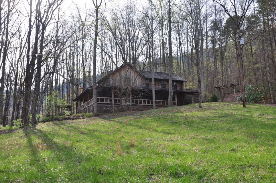 Single Family Home for Sale at 1255 Shuler Road 1255 Shuler Road Townsend, Tennessee 37882 United States