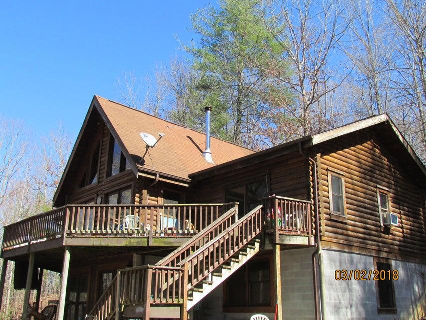 Частный односемейный дом для того Продажа на 2333 Airport Road Road 2333 Airport Road Road Oakdale, Теннесси 37829 Соединенные Штаты
