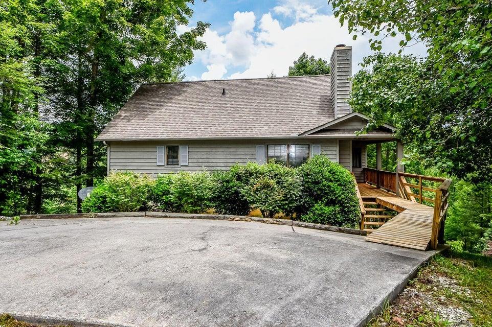 Casa Unifamiliar por un Venta en 117 Club View Road 117 Club View Road Townsend, Tennessee 37882 Estados Unidos