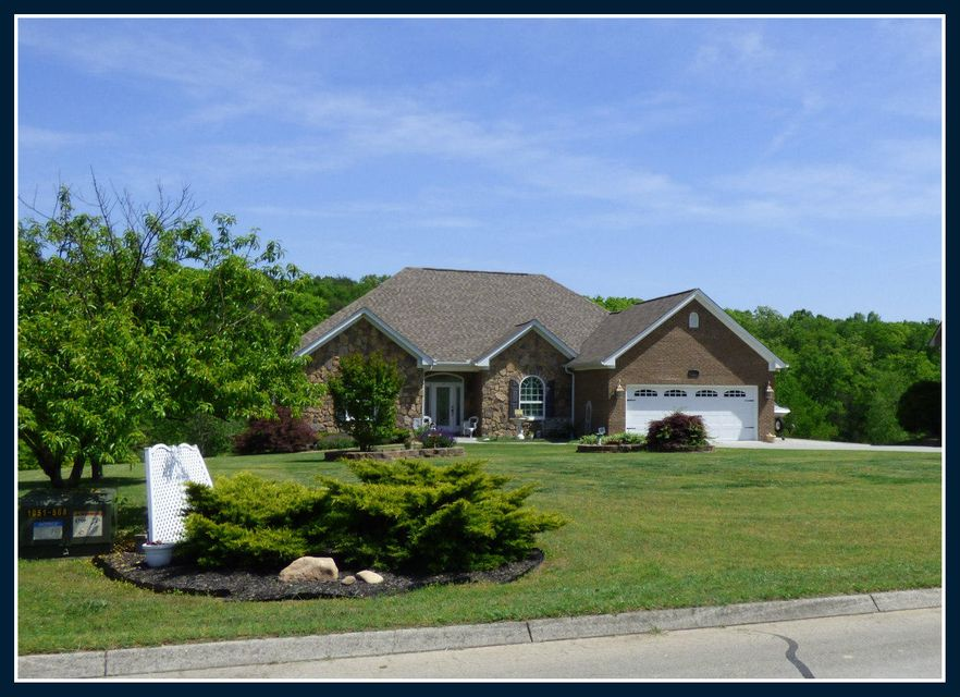 Single Family Home for Sale at 330 Back Nine Drive 330 Back Nine Drive White Pine, Tennessee 37890 United States