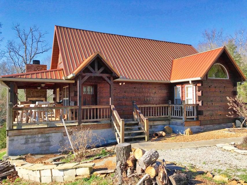 独户住宅 为 销售 在 275 Fletchers Branch Drive 275 Fletchers Branch Drive Allardt, 田纳西州 38504 美国
