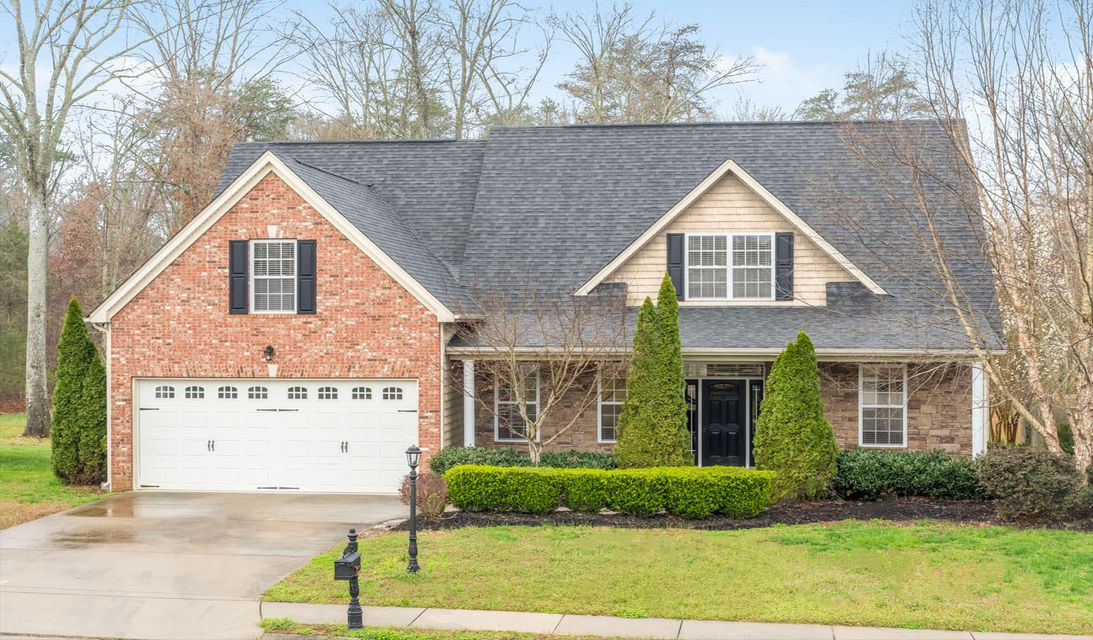 Single Family Home for Sale at 9263 Belleau Ridge Drive 9263 Belleau Ridge Drive Ooltewah, Tennessee 37363 United States