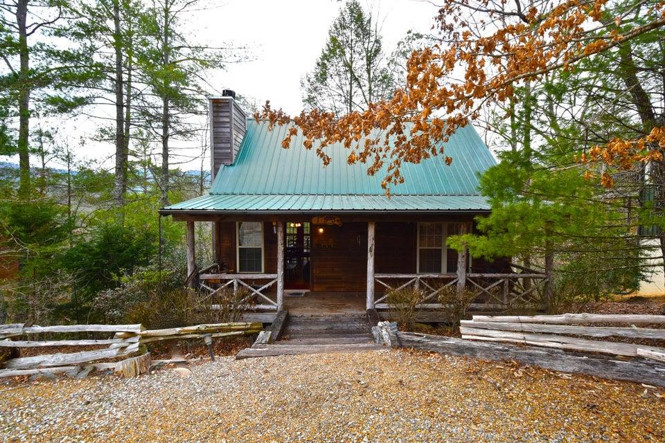 Casa Unifamiliar por un Venta en 133 Cutter Gap Road 133 Cutter Gap Road Townsend, Tennessee 37882 Estados Unidos